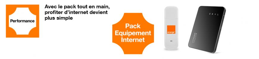 Packs équipements internet