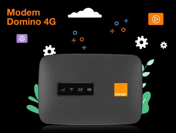Modem Domino 4G