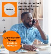 Ligne Numéro Orange et Forfaits Numéro Orange